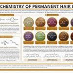 Chemistry of hair colour chart